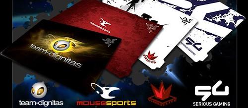 Razer Sphex Team Edition kilimėliai