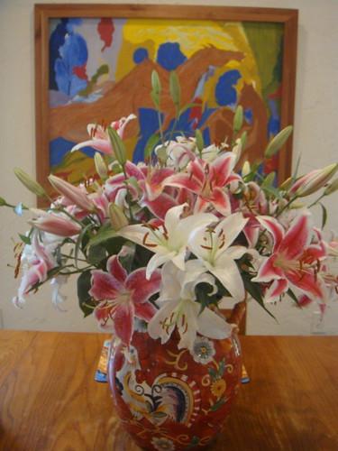 Ecuador-lilies