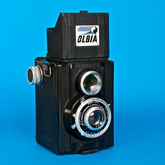 Olbia 6x6 (1946) Domestic version, late variant n 1 (heritagefutures) Tags: camera paris 6x6 glass french photography reflex focus experiment type through practice technique gitzo viewfinder 1946 olbia ttv bubbleglass spennemann ausphoto