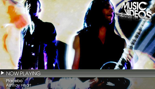 VidZone: Placebo - Ashtray Heart
