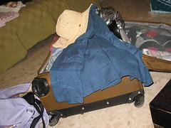 Ετοιμάζωντας τις βαλίτσες!