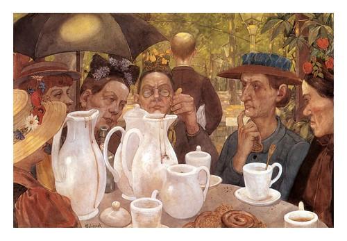 014-Aqui las familias pueden hacer cafe  1895-Hans Baluschek