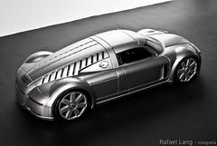 Der SuperSportwagen Projekt (Rafael Lang) Tags: brazil car braslia brasil contrast nikon contraste carro concept audi brasilia w16 cmera distritofederal lightroom quattro conceito rosemeyer d80 supersportwagen rafaellang