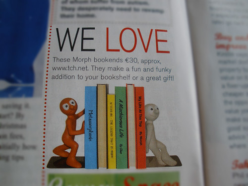 Morph bookends!