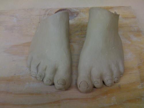 foot pair
