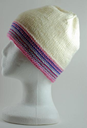 Pastel Scrap Hat 02