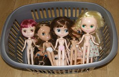 Blythes in a Basket