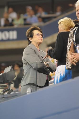 Billie Jean King - US Open 2009 089