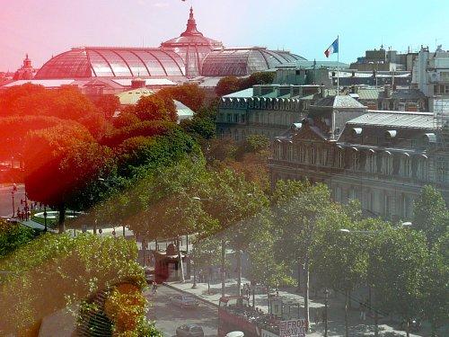 Le Grand Palais. Photo : JasonW