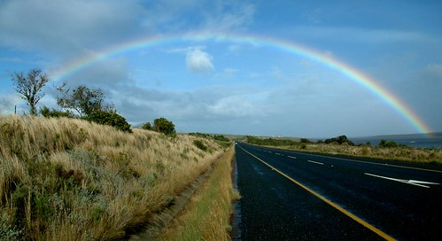 road to rainbow