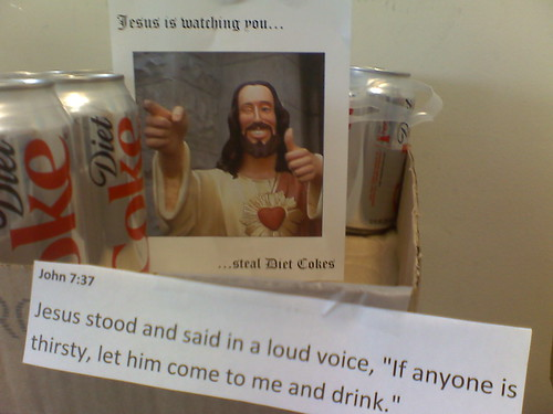 "and jesus said...""oh, snap!"""