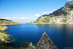 Popovo lake , 2234 m , Pirin mountain , Bulgaria ,   (.:: Maya ::.) Tags: wild mountain eye nature beauty landscape rocks maya lakes september bulgaria bulgarie pirin bulgarien         mayaeyecom mayakarkalicheva  wwwmayaeyecom