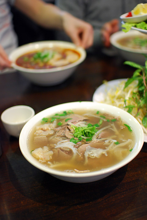 Phở from Hung Vuong, Footscray