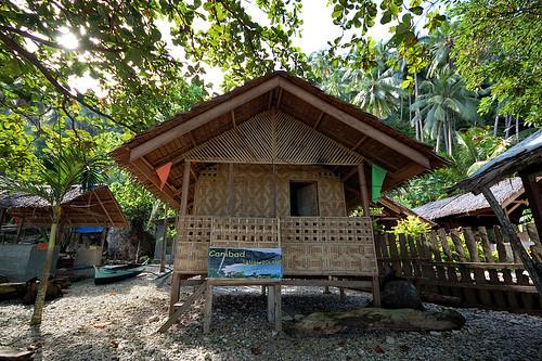 Canibad Hut