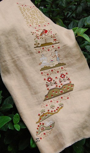 Sampler Stocking