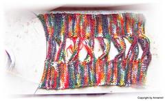 Geflochtener Schal