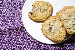 the best chocolate chip cookies (amanda (slh)) Tags: cookies dessert baking yum chocolate chip sweets pleasure guilty