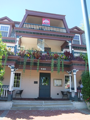 The Outside of The Worthington Inn