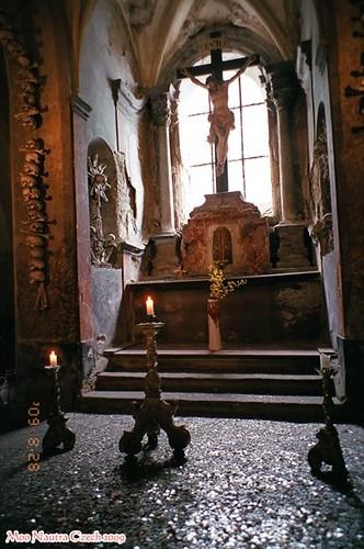 Natura 那秋。Czech 人骨教堂-3