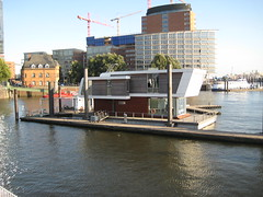 Floating Home in Hamburg