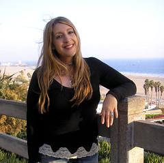Me in Santa Monica!