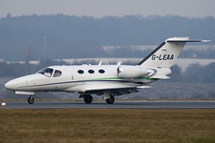 G-LEAA - London Executive Aviation - Cessna 510 Citation Mustang - Luton - 090107 - Steven Gray - IMG_5234