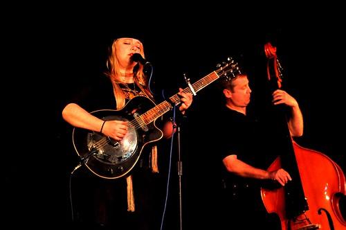 Bex Marshall Band Live at Warrington Blues Club
