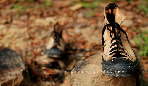 Sepasang Sepatu