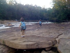 Girls on the Rocks