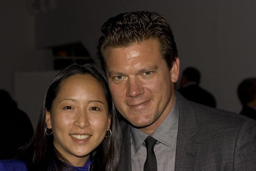 Jessica and Tyler Florence