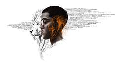 MBender_KidCudi-Heart of a Lion (bendey14) Tags: art typography hiphop rap heartofalion kidcudi