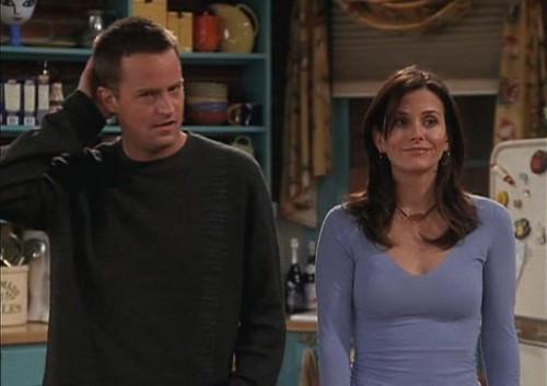 Friends-Chandler e Monica