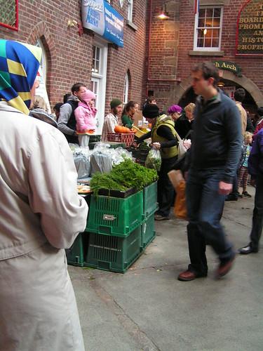 Ye old market