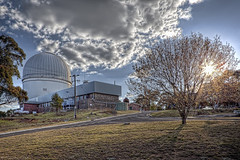 Anglo-Australian Telescope (WilliamBullimore) Tags: sun australia science telescope flare newsouthwales hdr hdri angloaustraliantelescope sidingspring sidingspringobservatory