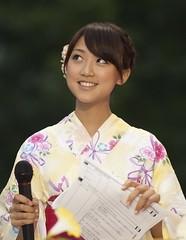 Yoshie Takeuchi / Roppongi Bon-Odori / 2009.08.23 #04