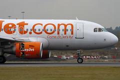 G-EZAH - 2729 - Easyjet - Airbus A319-111 - Luton - 091021 - Steven Gray - IMG_2673