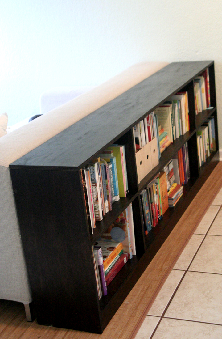 31experiment DIY Bookcase