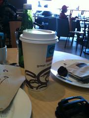 Coffee + nom