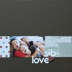 Day 2: Sib Love (LINARstudio) Tags: kids lift everyday load 12x12 wcs 1photo