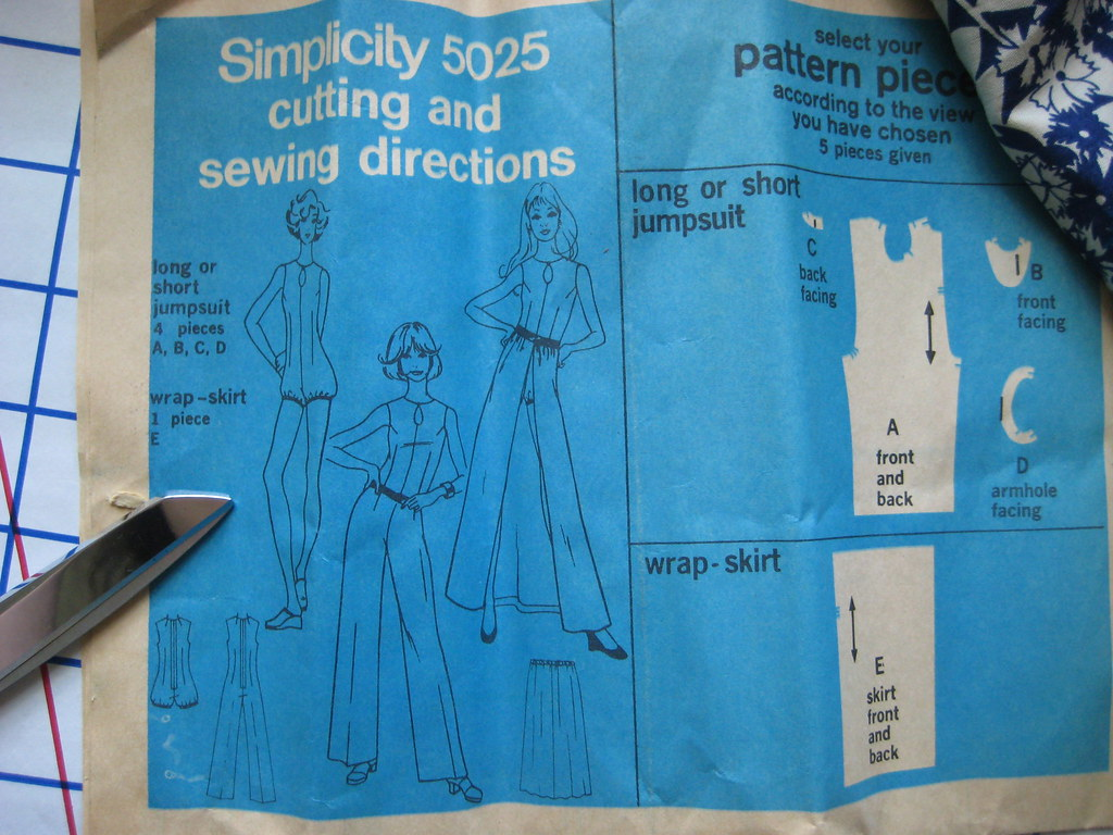 sewing saturday.. making a romper