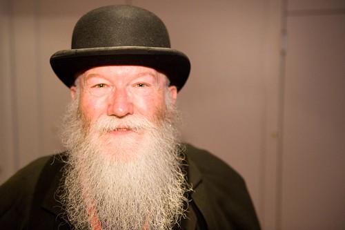 Full Beard entrant, World Beard and Moustache Championships 2011