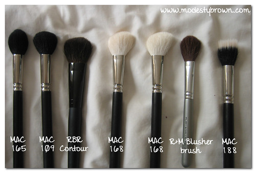 face brushes4