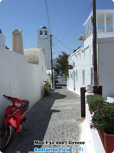 Santorini Fira 街景-13