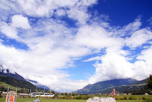 switzerland sky