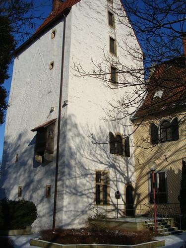 Steinwerk Ledenhof