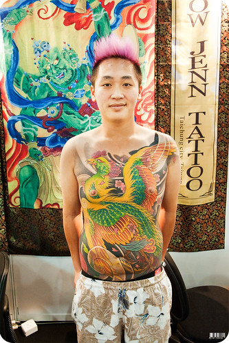 Photo of Eternal Tattoo Ink Ingredients