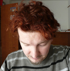 Kupferrot (Peeping Thom) Tags: red rot hair copper thom haare copperred kupferrot