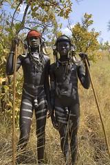Ethiopia - Mursi Tribe - by Marc Veraart
