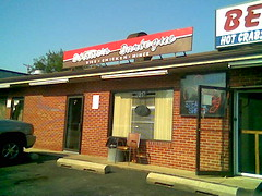 Dotson's Barbeque (JDinBawlmer) Tags: baltimore around snacking beltway snacker snackingaroundthebeltway baltimoresnacker
