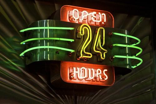 Tick Tock Diner - Open 24 Hours